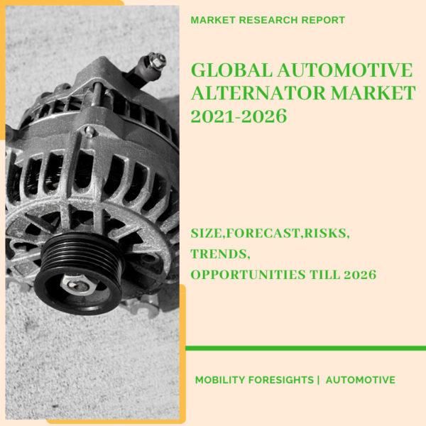 Automotive Alternator Market