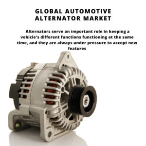 infographic: Automotive Alternator Market, Automotive Alternator Market Size, Automotive Alternator Market Trends, Automotive Alternator Market Forecast, Automotive Alternator Market Risks, Automotive Alternator Market Report, Automotive Alternator Market Share