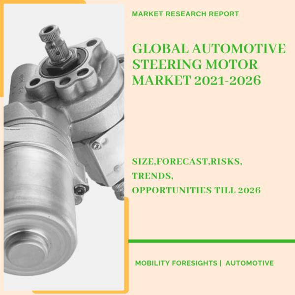 Automotive Steering Motor Market