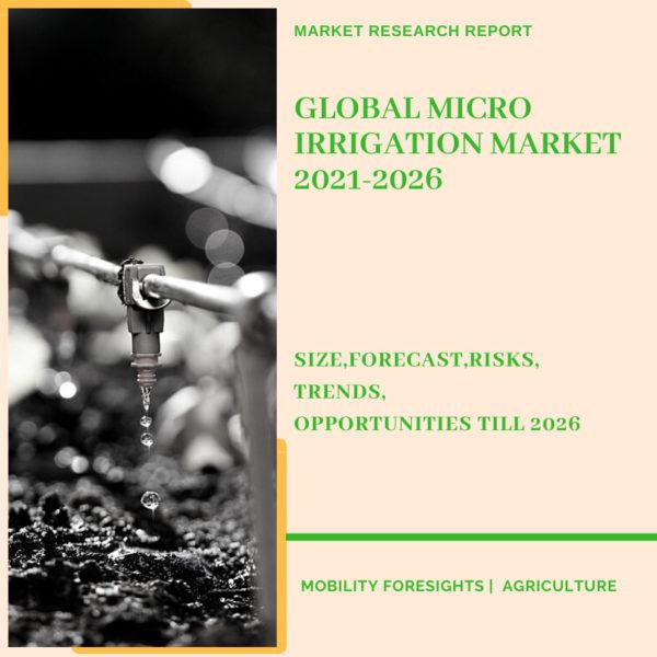 Micro Irrigation Market